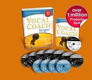 vocal coach singer