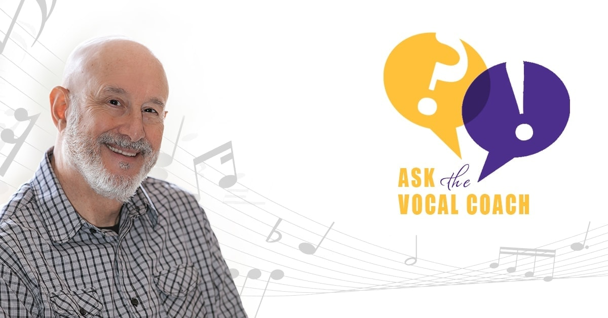 Ask the Vocal Coach - Chris Beatty
