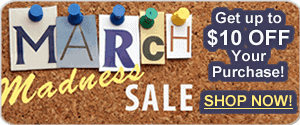 March Vocal Coach Sale