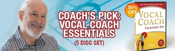 Vocal Coach's Pick: Essentials Set