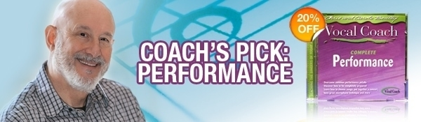 Vocal Coach's Pick: Performance