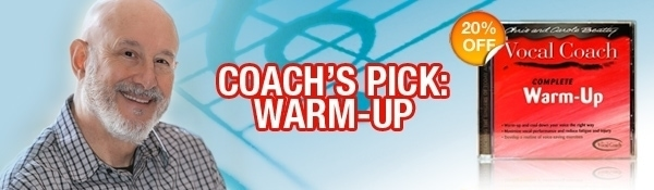 Vocal Coach's Pick: Complete Warm-Up