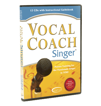 Vocal Coach Singer